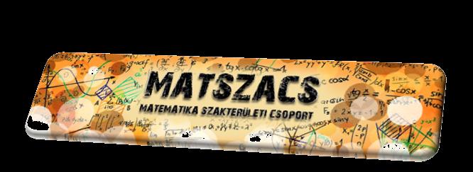 Matematika szakter�leti csoport